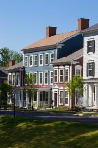 Masonvale Housing on GMU campus
